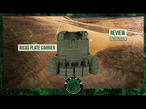REVIEW - Warrior Assault Systems RICAS Plate Carrier
