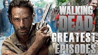 The Walking Dead's Top 15 Best Episodes as of Season 8!
