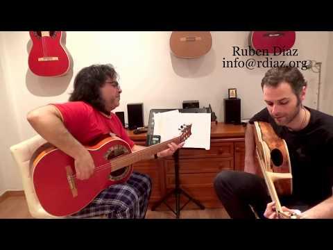 Into The Future (Solea Por Buleria) Composition By Ruben Diaz /Contemporary Flamenco Guitar Music