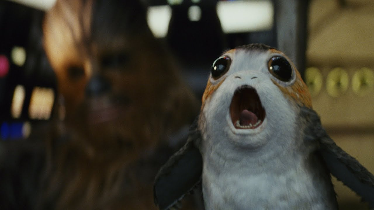 'Star Wars: The Last Jedi' - Porgs: Yay or Nay?