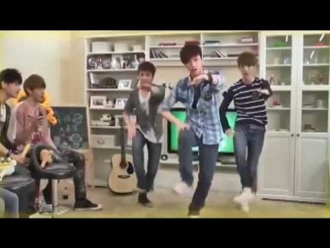 EXO-M MAMA DANCE TUTORIAL COLLECTION