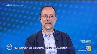 Malan (Automotive News Europe): sulla fusione FCA-Renault gli stabilimenti italiani rischiano ...