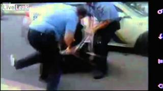 4 Philly cops caught on tape beating man after traffic stop
