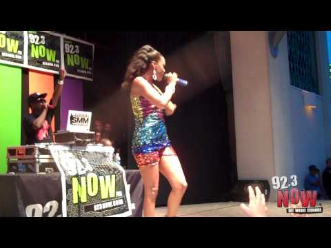 download lagu Shontelle IMPOSSIBLE Live At 92.3 NOW Ry gratis