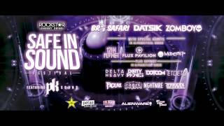 Rockstar Energy Drink Presents Safe In Sound Festival