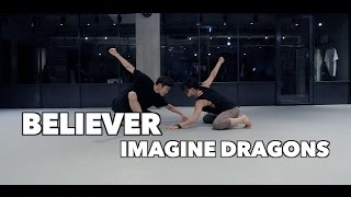 download lagu Believer - Imagine Dragons / Jemma Choreography gratis