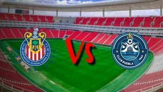 Chivas Vs Puebla En Vivo Liga MX