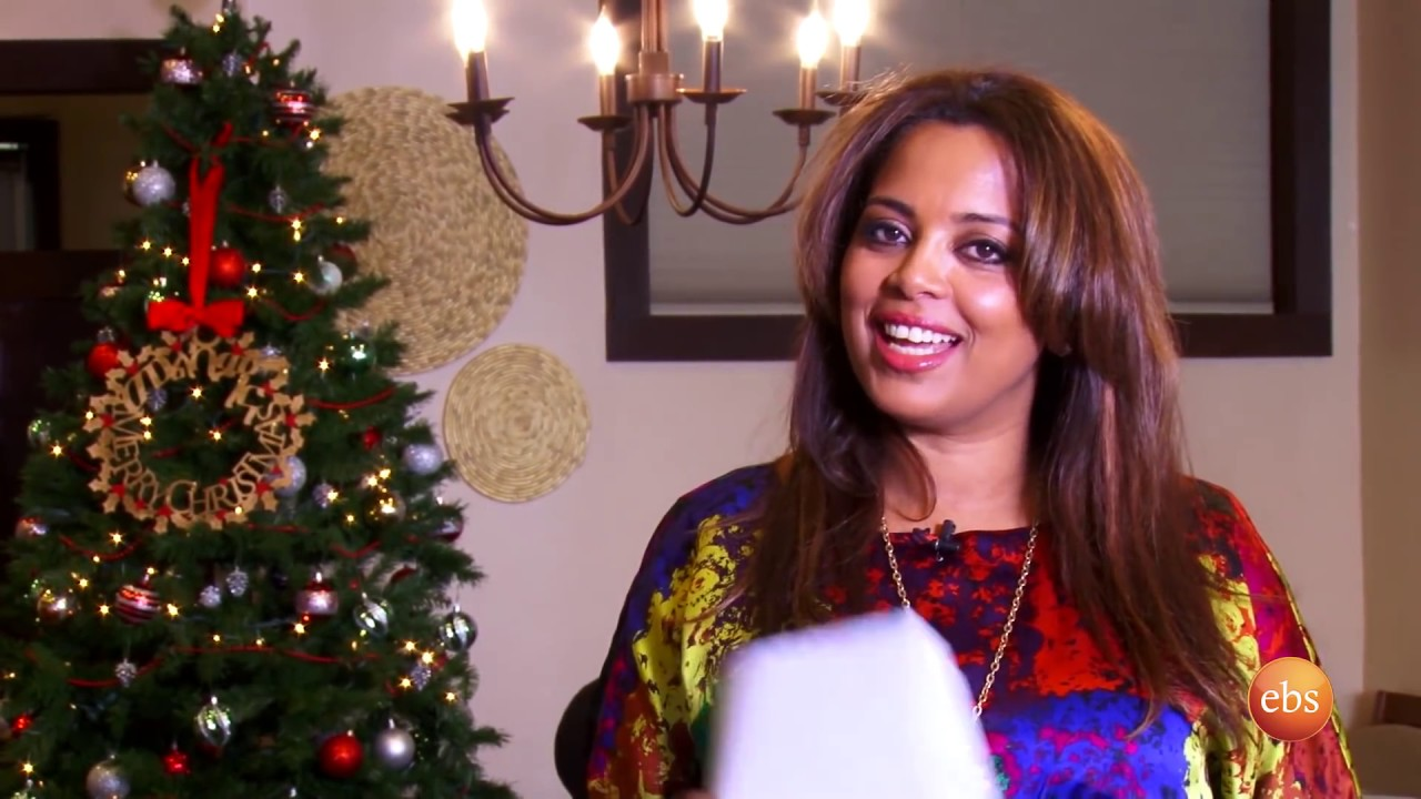 Ethiopia EBS TV Special Helen Show- Christmas