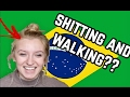 My Girlfriend Tries To Guess Brazilian Expressions (legendado)