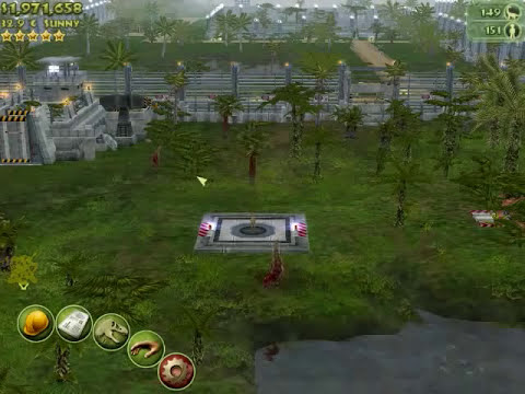 Jurassic Park Operation Genesis Gameplay Part 1.wmv