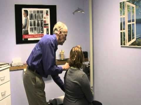 Here is a quick demonstration of how cold laser therapy is used as a chiropractic treatment to help with range of motion.  For more information or to set an appointment, visit us at http://www.spokane-chiropractic.com