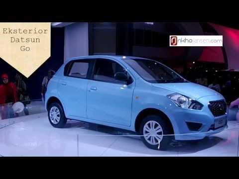 Datsun Go Mobil Murah Indonesia Interior Eksterior Harga n Spek