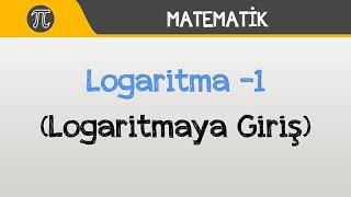 Logaritma 1  Logaritmaya Giri  Matematik  Hocalara