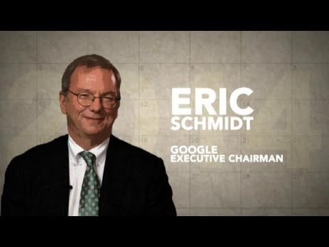 Ask a Billionaire: Eric Schmidt's 2014 Predictions