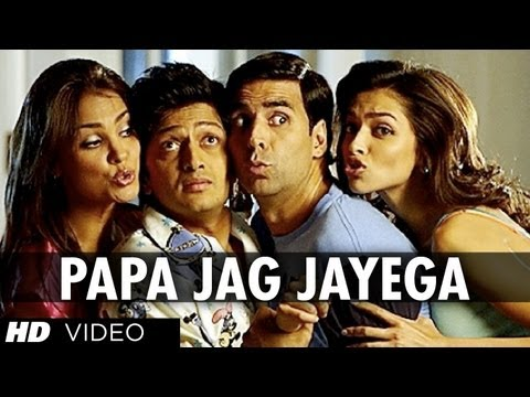 Papa Jag Jayega [full Song] - Housefull video