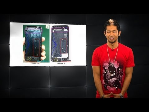 Apple Byte - Sneak peek at the iPhone 5S? Music Videos