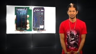 Apple Byte - Sneak peek at the iPhone 5S?