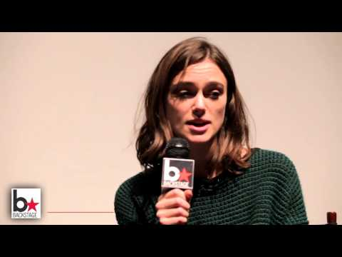 """Keira Knightley discusses her new film """"Anna Karenina,"""" her frequent collaborations with Joe Wright, and the dangers of crossing Tom Stoppard."""