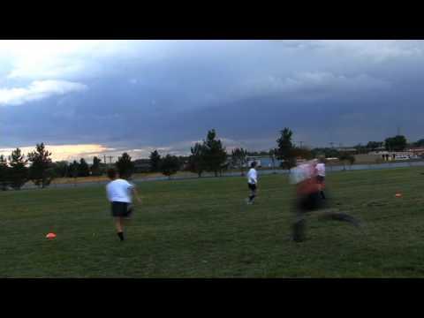 Rookie Rugby - American Eagles