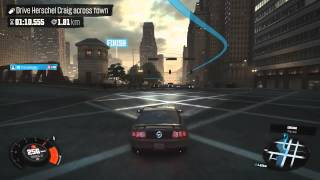 """The Crew - """"The Chauffeur"""" Mission - Platinum Medal"""