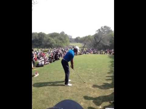 Tiger Woods DTL Feb 4th India