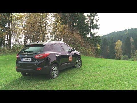 Hyundai ix35 2.0 CRDI 4WD AT - Weekend Magazin Autotest
