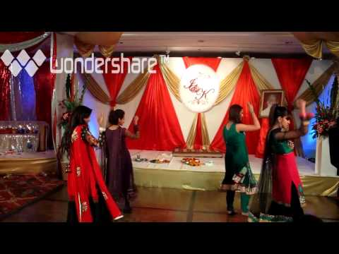 Mehndi Lagaongi Main - wedding dance mehendi