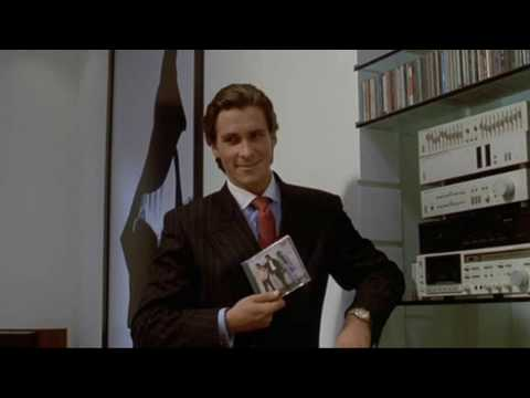 American Psycho - Do you like Huey Lewis and the News?