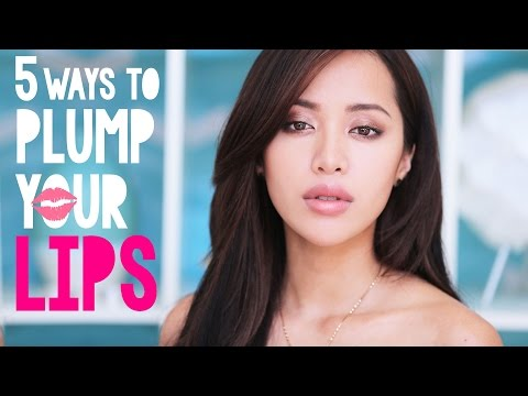 5 Ways to PLUMP Your LIPS!