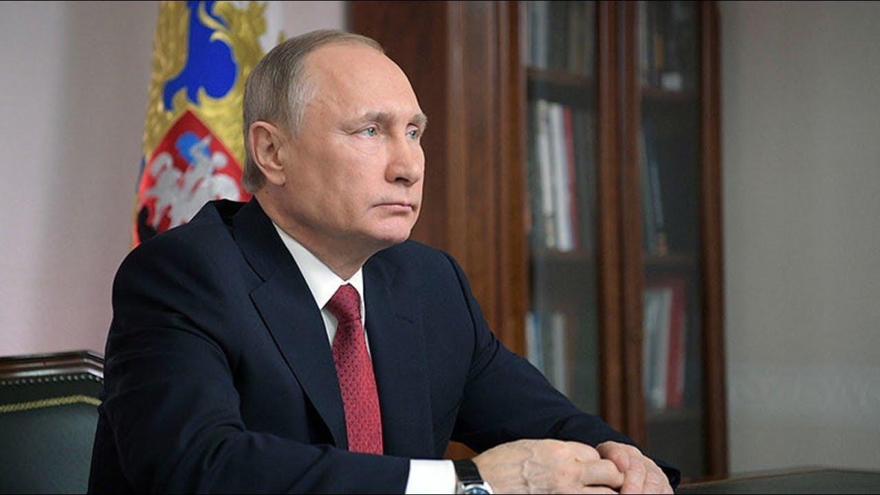 Putin wins landslide victory in Russian election