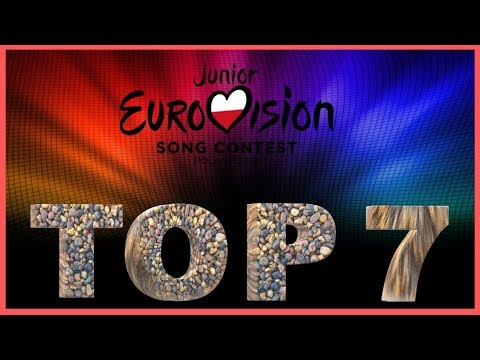 Junior Eurovision 2019 – My Top 7 [new: The Netherlands