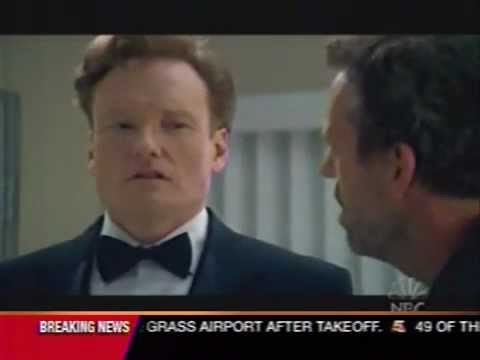 2006 Emmys Openning with Conan o'Brien