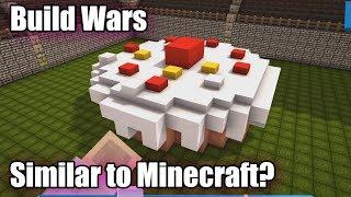 Build Wars | Minecraft Building Sandbox | First Impressions