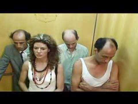 Insanidade no elevador