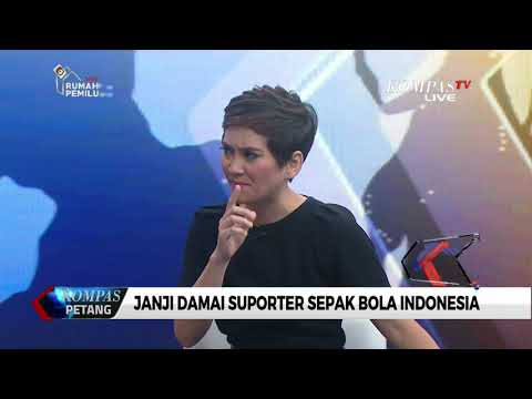 Janji Damai Suporter Sepak Bola Indonesia (Bag. 2)