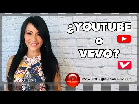 ¿Youtube o Vevo? | Cómo manejar los canales de Youtube y Vevo | Cómo subir mis videos a Vevo