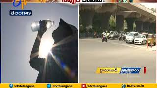 Heat Waves to Continue in State | Reporting From Hyderabad