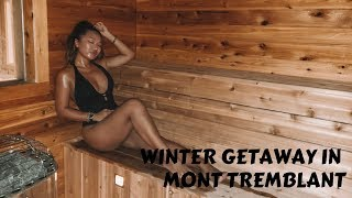 [Mont-Tremblant AX hotel] This spot will make you love winter in Quebec!