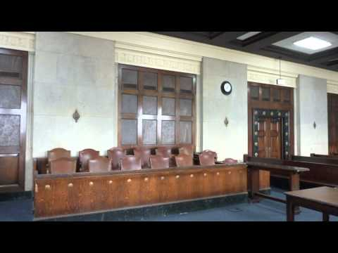 A tour of 26th&Cal the Criminal Court