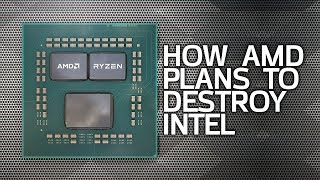 AMD's Plan to Destroy Intel - 16-Core 3950X + RX 5700 XT Details!