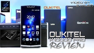 OUKITEL K10000 Pro (10.000mAh ⚡ Battery Mobile!) In-Depth Review + Unboxing