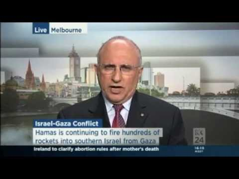 AIJAC's Dr Colin Rubenstein on the latest Israel-Gaza conflict