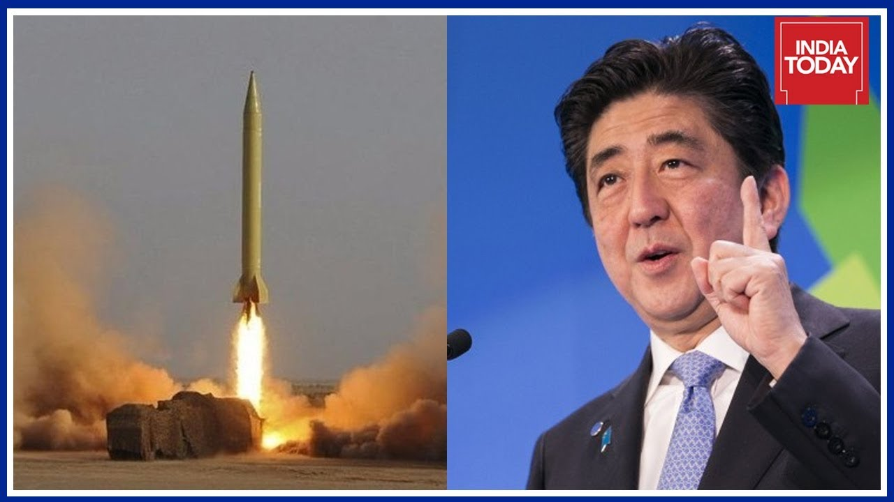 North Korea Fires Missile Over Japan Into Pacific Ocean