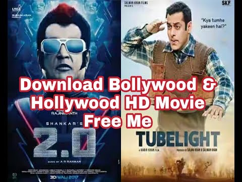 Download Bollywood and Hollywood movies in HD (2017)