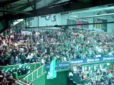 Žaliai balti, širdy vieni | BBL finalas 2011-04-10