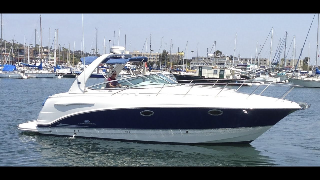 2005 Chaperral 290 Signature Walk Thru Tour Offered For
