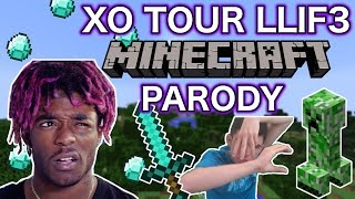 "download lagu Lil Uzi - ""xo Tour Life"" Minecraft Parody gratis"
