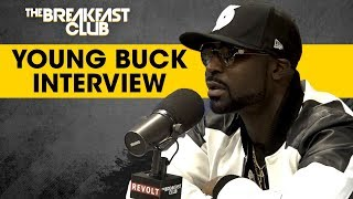 Young Buck On Relationship With 50 Cent, Ca$h Money, Talks New Music + More