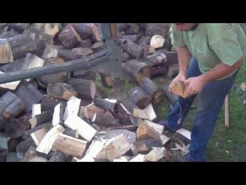 Mehanicki cepac za drva