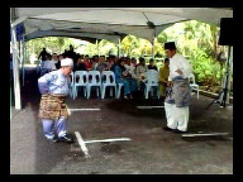 Budaya Bertandak Sarawak